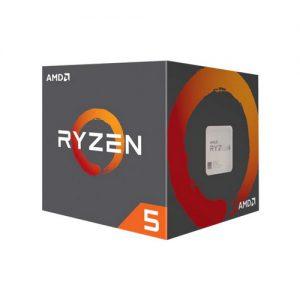 AMD Ryzen 5 1600 6C/12T 3.2Ghz/3.6GHz Boost 19MB 65W AM4