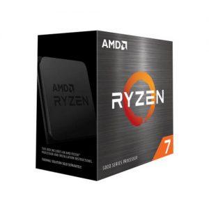AMD Ryzen 7 5800X BOX AM4 8C/16T 105W 3.8/4.7GHz 36MB