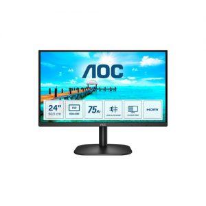 AOC 24B2XHM2 23.8inch VA FHD 75Hz 4ms 250 cd/m2 3000:1 D-Sub HDMI