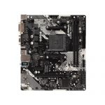 ASRock A320M-HDV R4.0, AM4, A320, 2 x DDR4 DIMM, 4 SATA3