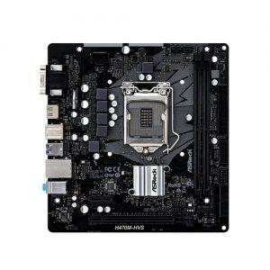 ASROCK H470M-HVS LGA 1200 DDR4 4xSATA mATX MB