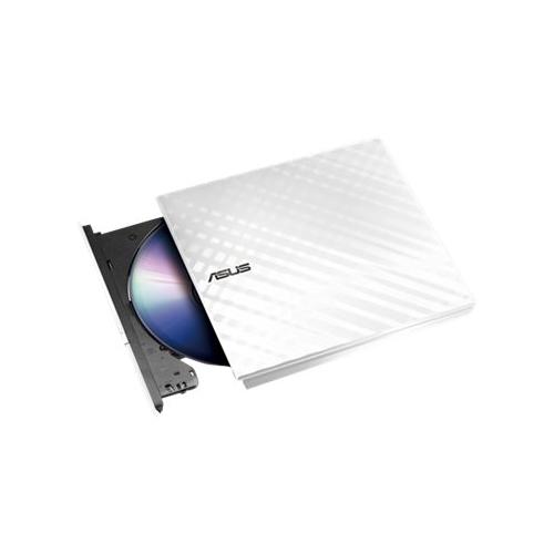 ASUS SDRW-08D2S-U DVD-/+RW 8x, bílá, externí, USB 2.0