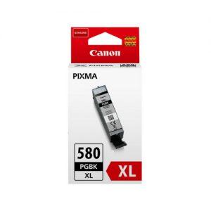 CANON INK PGI-580XL PGBK 18.5 ml, černá – originál