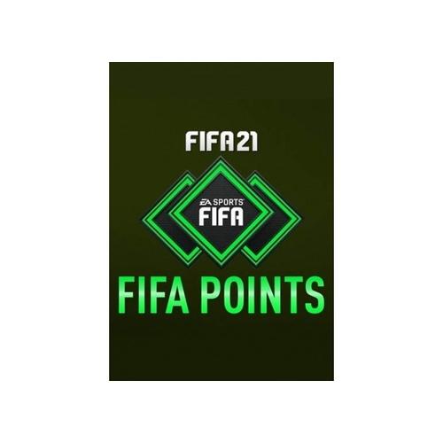 EA FIFA 21 2200 FUT POINTS PC CZ, ARTs