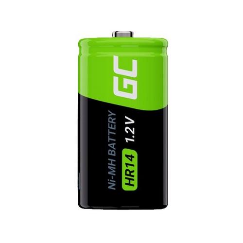 Green Cell Baterie 4x C type HR14 NiMH-dobíjecí 4000 mAh