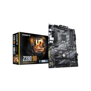 Gigabyte Z390 UD, 4xDDR4 2666, PCI-E 3.0 x16, HDMI, ATX LGA1151