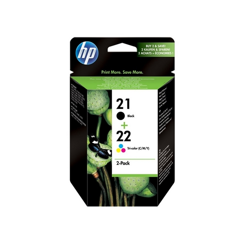 HP SD367AE Inkoust HP 21/22 Combo-Pack