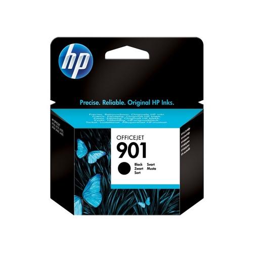 HP 901 4ml černá originál inkoustová cartridge