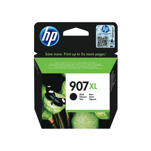 HP 907XL 37 ml Vysoká výtěžnost černá originál inkoustová cartridge