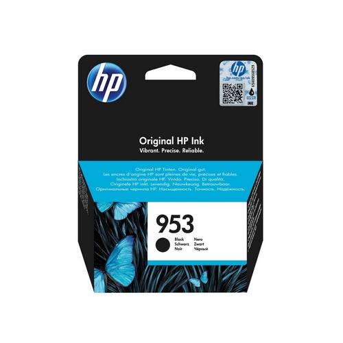 HP 953 – 23.5 ml – černá – originál – inkoustová cartridge