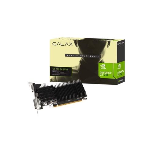 KFA2 GeForce GT 710 PCI-E 2GB W/HDMI/VGA/DVI-D/Heat