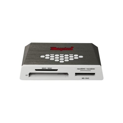 Kingston čtečka paměťových karet USB 3.0 High-Speed Media