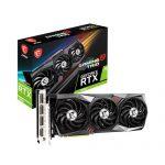 MSI VGA NVIDIA GeForce RTX 3080 GAMING Z TRIO 10G LHR