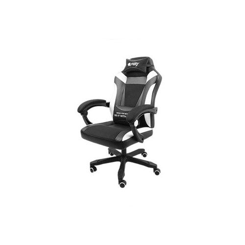 NATEC Fury gaming chair Avenger M+ black-white
