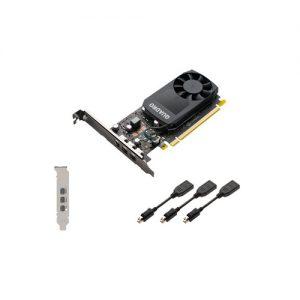 PNY Quadro P400 DVI PCI-Express 3.0 x16 LP 2GB GDDR5 64bit 3x Mini DP 1.4