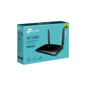 TP-LINK Archer MR400 WiFi AC1200 4G LTE Modem Router WAN/LAN SIM