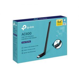 TP-LINK Archer T2U Plus WiFi AC600 High Gain USB 2.0 802.11a/n