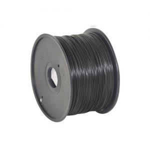 GEMBIRD Tisková struna  PLA černá 1,75mm 1kg