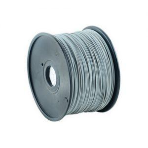 GEMBIRD Tisková struna  PLA šedá 1,75mm 1kg