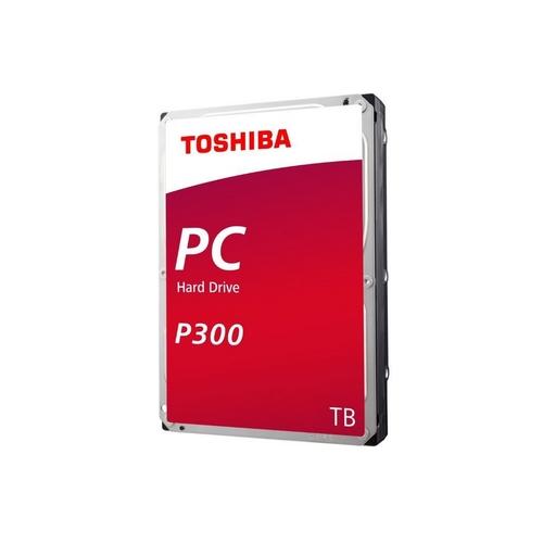Toshiba P300 HDD 3.5, 1TB, SATA/600, 64MB cache, 7200RPM