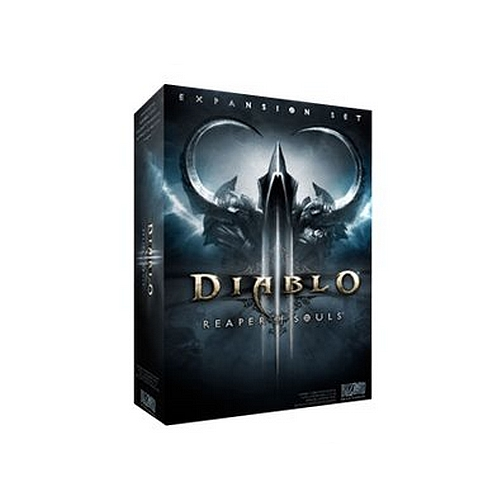 BLIZZARD Diablo III Reaper of Souls PC EN