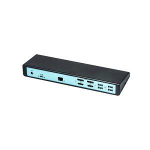 I-Tec USB 3.0 Dual Display Docking Station Dokovací stanice USB-C 3.1