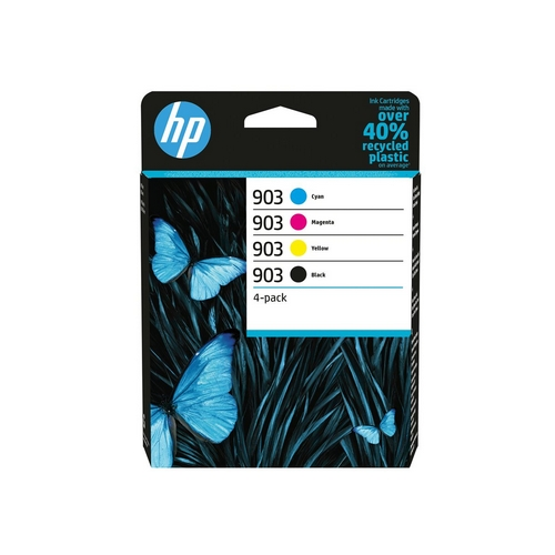 HP 903 CMYK Original Ink Cartridge balení 4-Pack