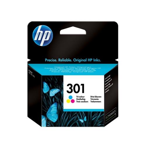 Tisková náplň HP 301 3barevná – originál
