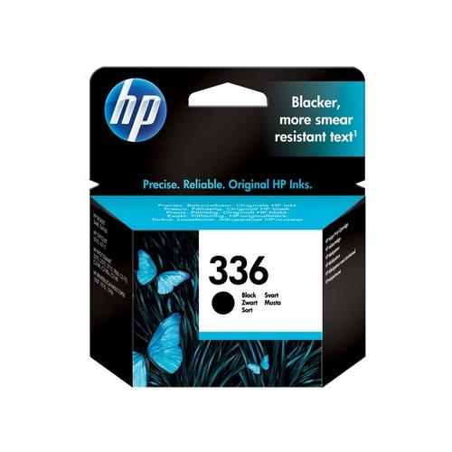 Inkoustová náplň HP 336 černá – originál