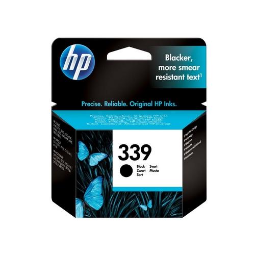 Inkoustová náplň HP 339 černá – originál