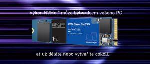 WD BLUE SN550 NVME SSD 1TB